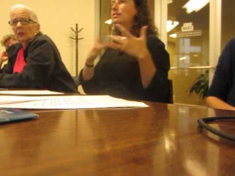 Portland Police brutality  Settlement agreement committee MVI 5326