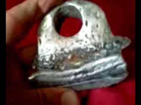 Alien Copper, Brass, Stones, Bones, Metals, Amber. Explorer B. Marek Biały
