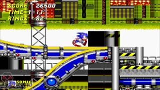 Sonic the Hedgehog 2 | PC Gameplay | 1080p HD | Max Settings