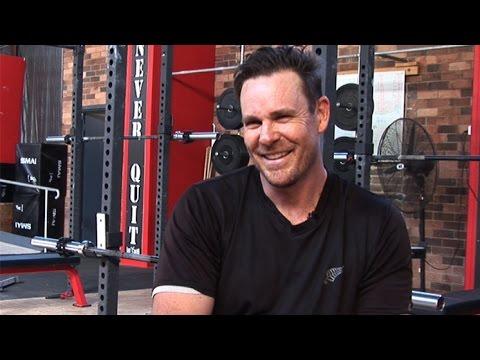 Aaron Jeffery: A Kiwi actor making it in Australia…