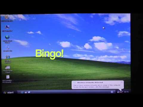 How to Install Windows XP on a Mac with OS X El Capitan