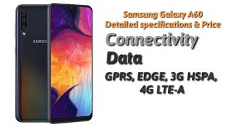 Samsung galaxy A60 price in pakistan + specification