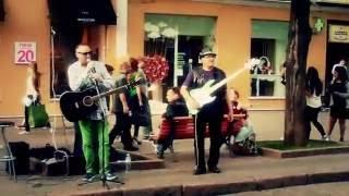 Ленинград - Москва, по ком звонят твои колокола - кавер, Одесса, Дерибасовская