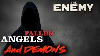 "FALLEN Angels & Demons: Identity Of The ENEMY | ""Be Not Easily Offended"" By SATAN"