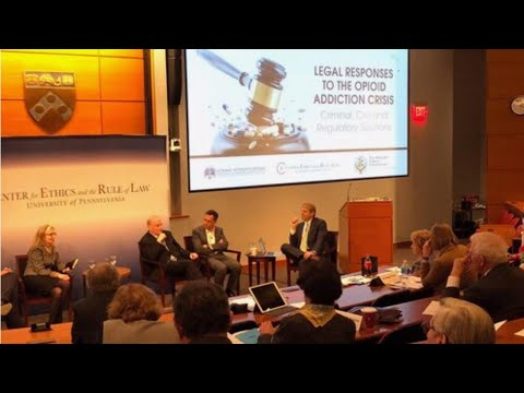 Opioid Addiction Crisis: Corporate Responsibility and Civil Law Solutions
