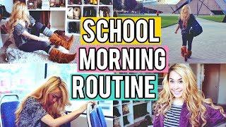 Video Buổi Sáng Đi Học ♡ School Morning Routine download MP3, 3GP, MP4, WEBM, AVI, FLV Oktober 2017