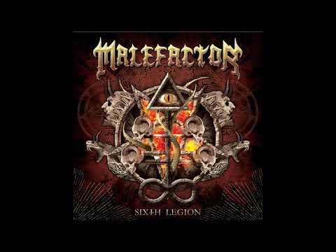 MALEFACTOR - Sixth Legion - Full Album