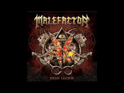 MALEFACTOR - Sixth Legion - Full Album