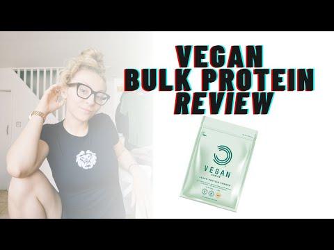 bulk-powders-vegan-series-review