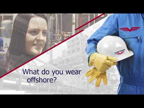 A Former OGTAP Apprentice Explains What You Might Wear Offshore