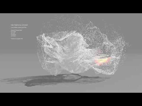 WebGL FBO Particle System