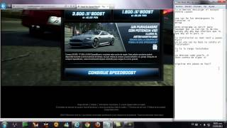 Repeat youtube video speedbosst gratis Need for Speed World