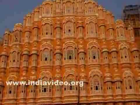 Hawa Mahal in the City Palace complex, Jaipur