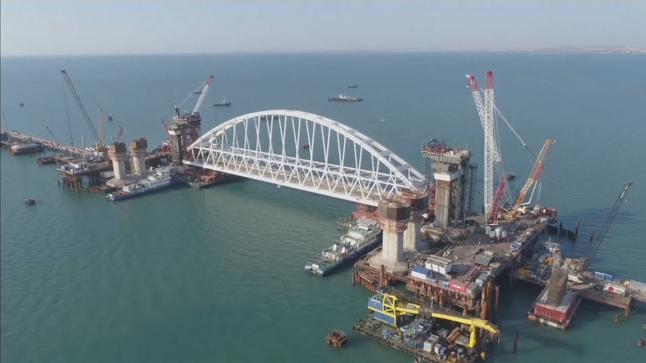 Bridge Russian: construction and technical features of the building 61