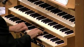 J. S. Bach - Passacaglia and Fugue in C minor, BWV 582 - T. Koopman