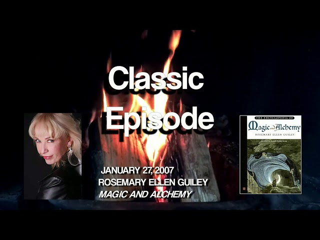 Classic Spooky: Magic and Alchemy │ Rosemary Ellen Guiley