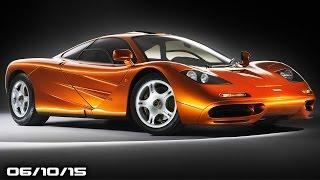 Rowan Atkinson McLaren F1 SOLD, BMW EV SUV, Cadillac SRX Successor - Fast Lane Daily