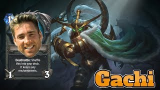 [Twitch] Gachimuchi Kingsbane Rogue | Hearthstone The Boomsday Project