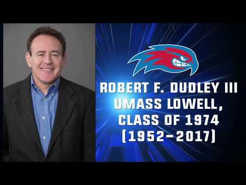 River Hawks Celebrate the Life of Robert Dudley