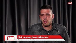 Đorđe Milutinović EKSKLUZIVNO nakon izlaska iz Zadruge: Osvetiću se Tari Simov, a spremam i tužbu!