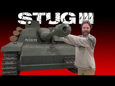 The StuG III - Germany's deadliest AFV