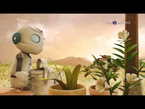 Changing Batteries Oscar winning animated short film