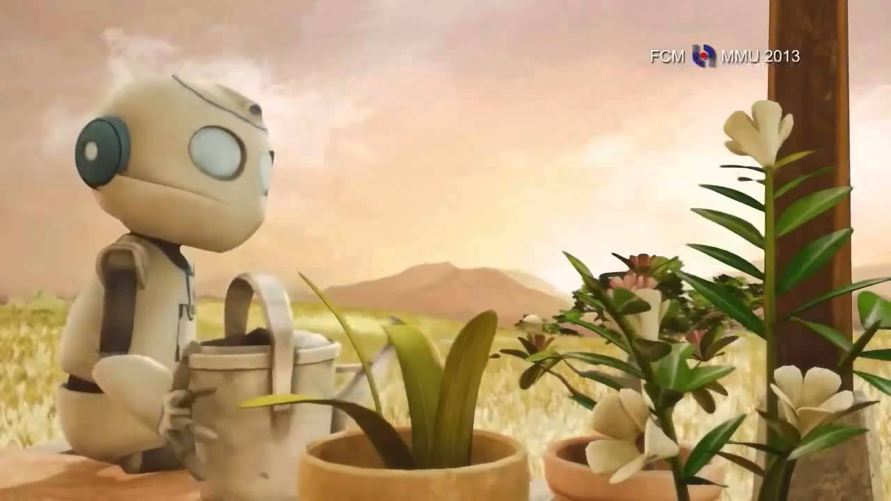Changing Batteries Oscar winning animated short film