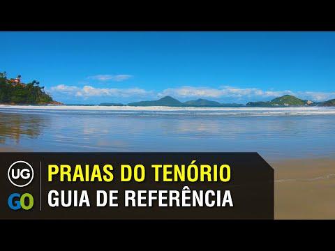 Praia do Tenório, Ubatuba SP