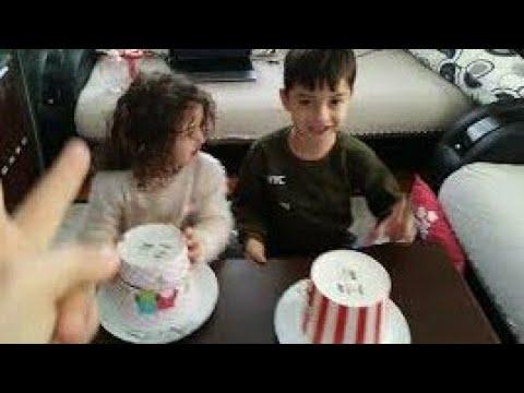 Muzaffer Nisa - Challenge / Çocuk videoları