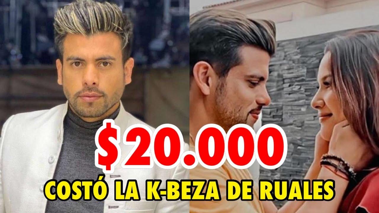 EFRAÍN RUALES $20 LUCAS X SU CABEZA