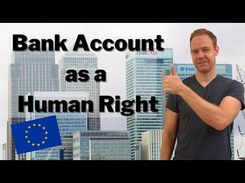 Guaranteed Offshore Bank Account in the EU?