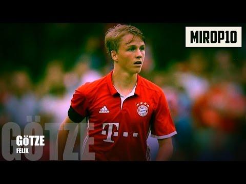 Felix Götze ✭ BAYERN M  ✭ THE BROTHER ✭ Skills & Goals ✭ 2016-2017 ✭