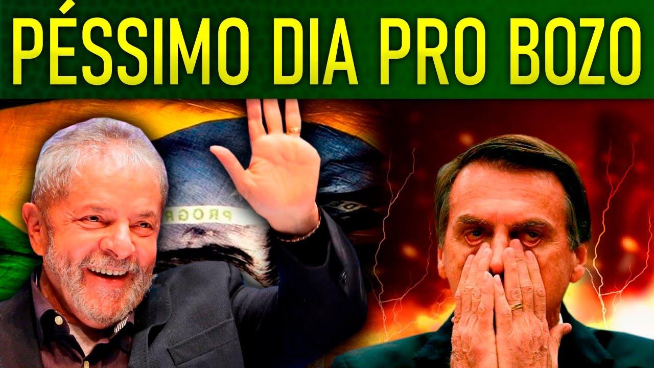 GRANDE DIA PARA NÓS, PÉSSIMO PARA ELES!!