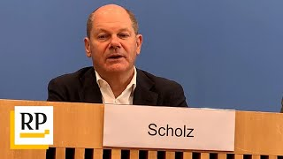Finanzminister Scholz: Im Sommer wieder im Biergarten sitzen