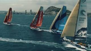 OMEGA and the Volvo Ocean Race in Alicante