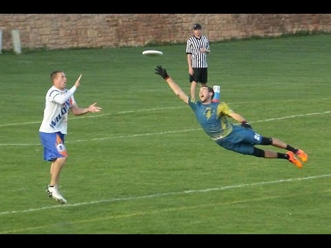 top 10 ultimate frisbee plays week 11 audl youtube