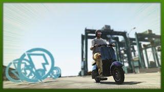 GTA 5 Stunts - BEST Stunt Bike EVER!?  - (GTA V Stunts & Fails)