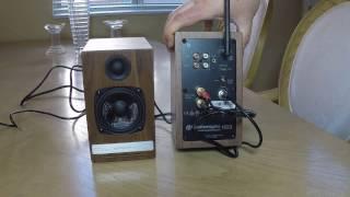 audioengine HD3 Wireless Speakers Unboxing Review