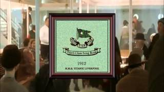 R.M.S. TITANIC Third Class Songbook 06 Titanic at Southampton