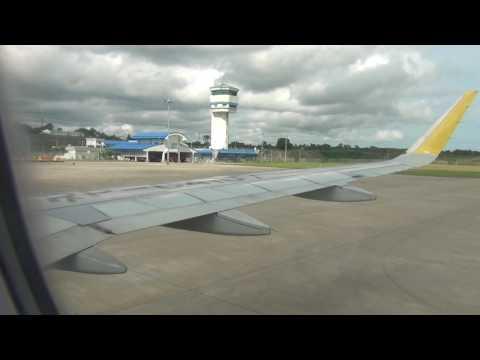 Cebu Pacific RP-C4107 Pushback and Engine Startup