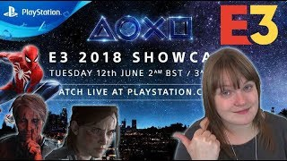 Sony E3 2018 Conference - Predictions