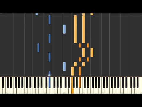 Path of the Wind (Joe Hisaishi) - Piano tutorial