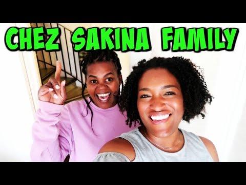 SOIREE DEVINETTE CHEZ LA SAKINA FAMILY Vlog de mamande YouTube · Durée:  14 minutes 4 secondes
