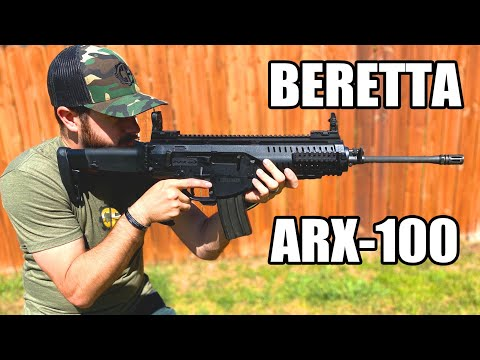 Italy's Modern Military Rifle (The Beretta ARX)