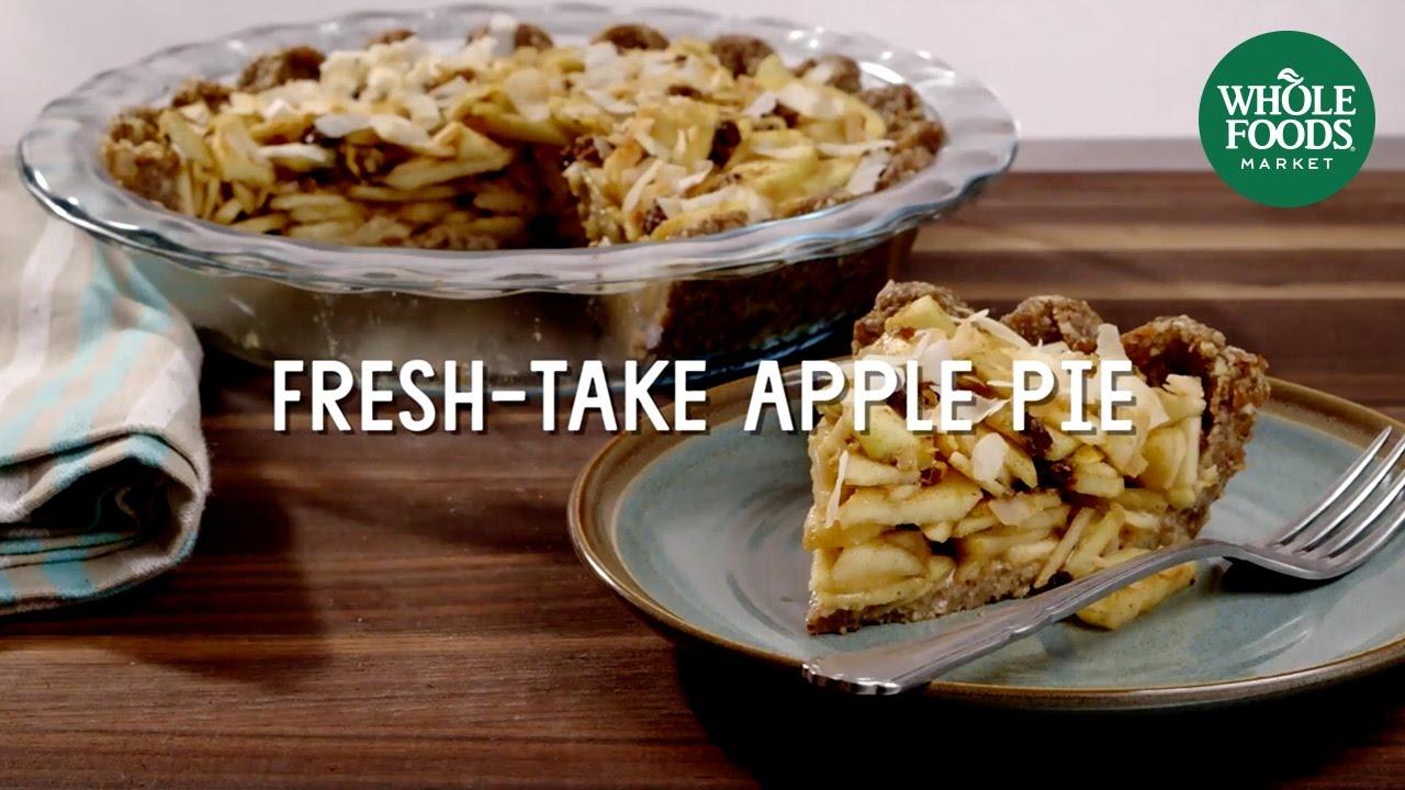 Whole Foods Vegan Apple Pie Recipe