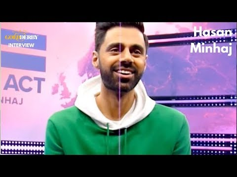 Hasan Minhaj ('Patriot Act') on his Peabody Award and looking beyond 'the day-to-day tweets' in the news [EXCLUSIVE VIDEO INTERVIEW]
