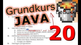 JAVA Grundkurs #20 - Website Scanner [Tutorial]