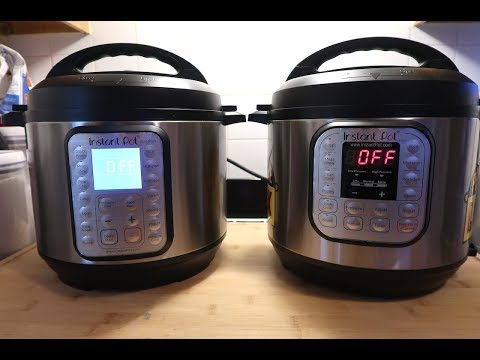 Instant Pot Duo Plus vs. Instant Pot Duo