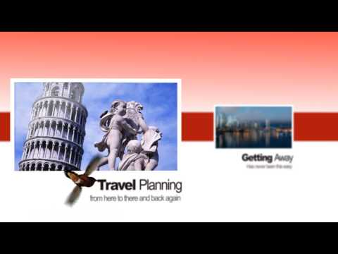 After Effects render for Travel Agency