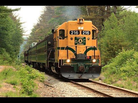 Conway Scenic Railroad 6/16/15